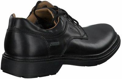 Herren Clarks Freizeit Leder Spitze Oben Befestigung Abgerundeter Schuhe /'