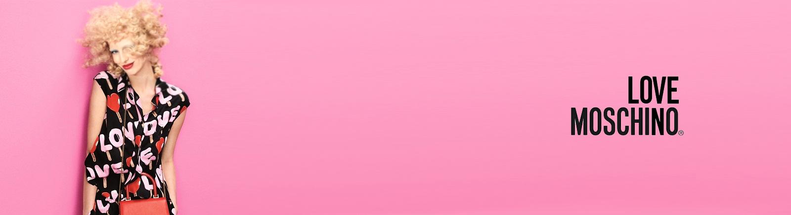 Love Moschino Markenschuhe online kaufen im Shop von GISY