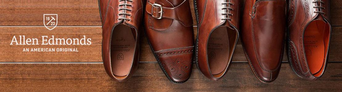 Allen Edmonds Markenschuhe online kaufen im Shop von GISY