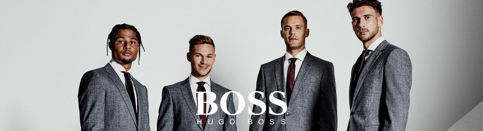 BOSS Boots für Herren im Online-Shop von GISY kaufen