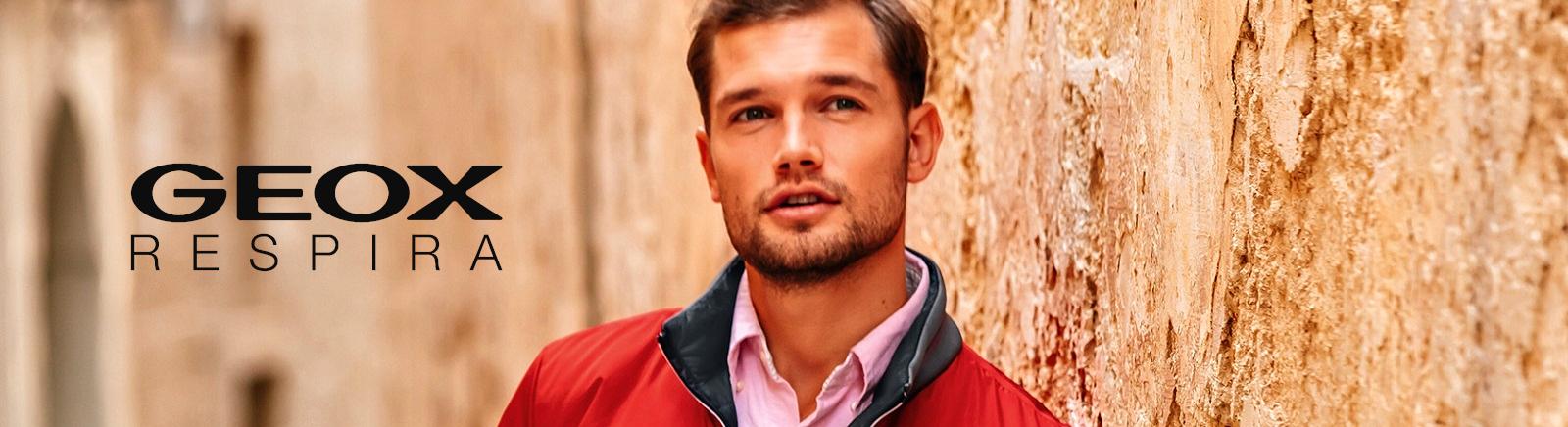GEOX Halbschuhe für Herren im Online-Shop von GISY kaufen