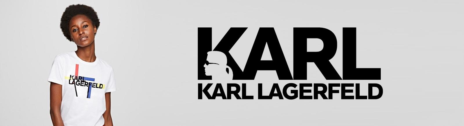 Karl Lagerfeld Schnürboots für Damen im Online-Shop von GISY kaufen