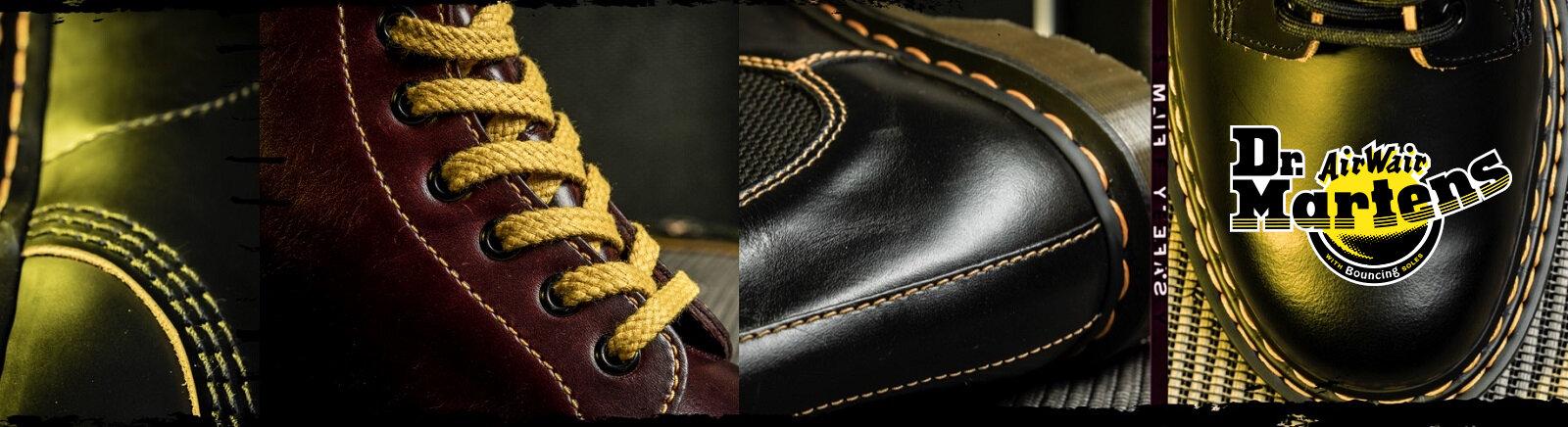 Dr. Martens Schnürschuhe für Herren im Online-Shop von GISY kaufen