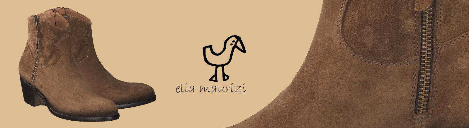 Elia Maurizi Boots für Damen im Online-Shop von GISY kaufen