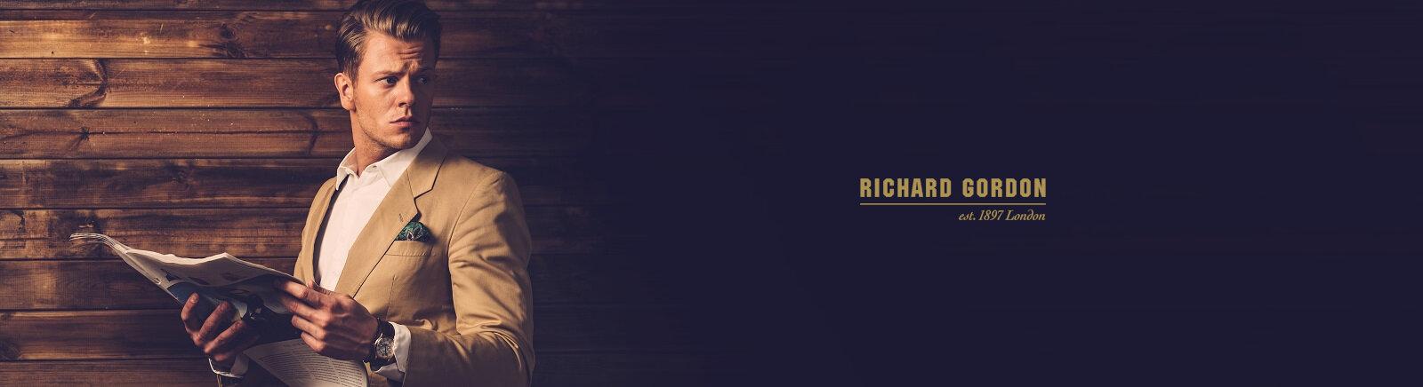 Richard Gordon Winterstiefel für Herren im Online-Shop von GISY kaufen