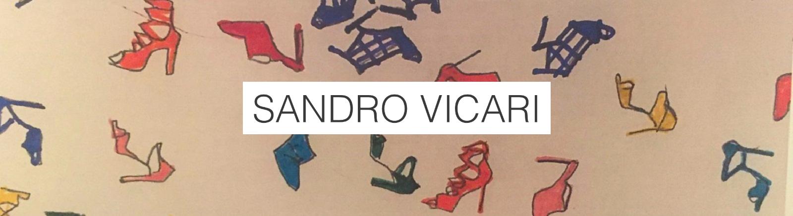 Sandro Vicari Markenschuhe online kaufen im Shop von GISY