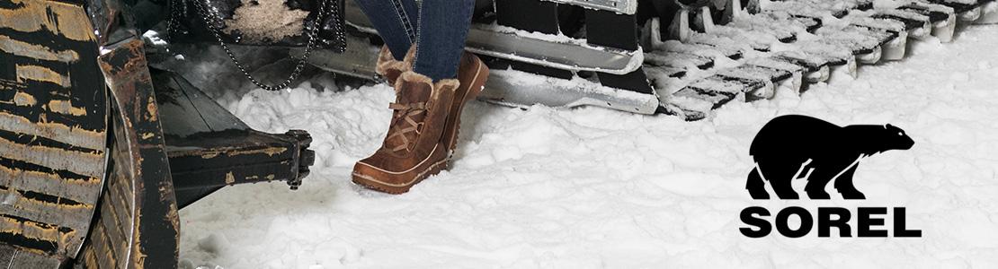 Sorel Winterschuhe für Schuhe im Online-Shop von GISY kaufen