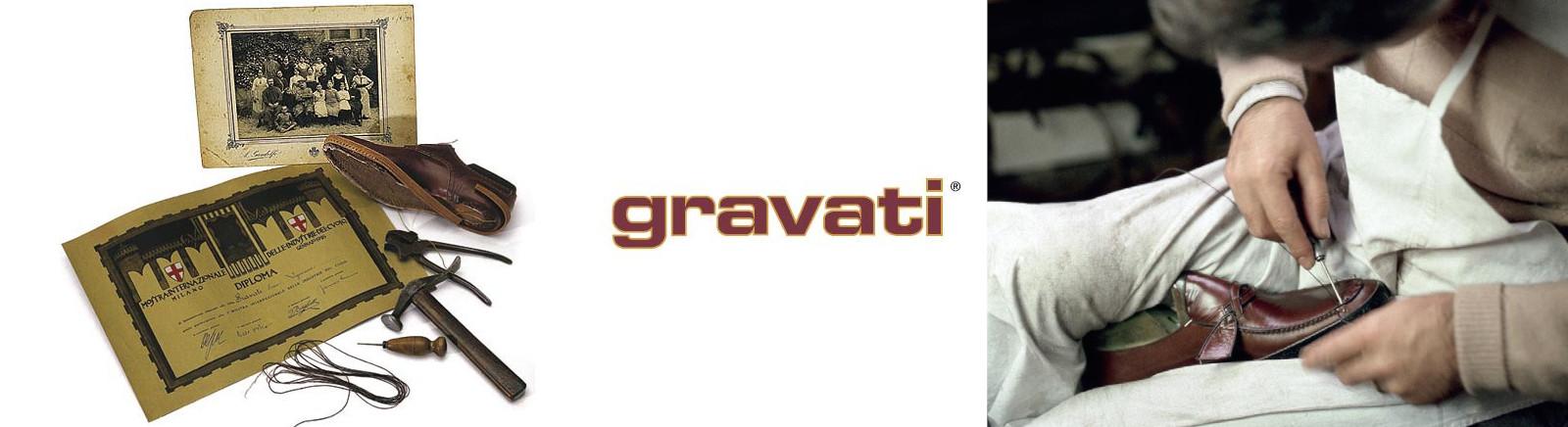 Gravati Markenschuhe online kaufen im Shop von GISY