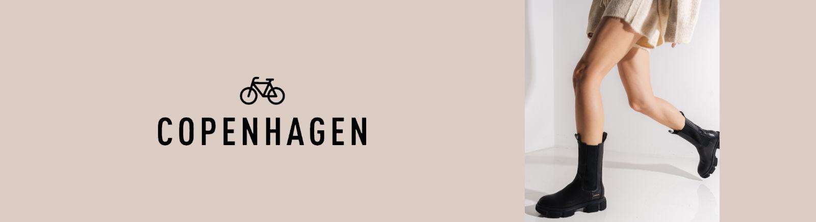 Copenhagen Stiefel für Damen im Online-Shop von GISY kaufen