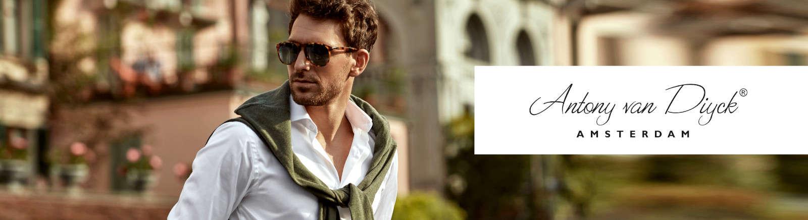 Antony van Diyck Schnürschuhe extraweit für Herren im Online-Shop von GISY kaufen