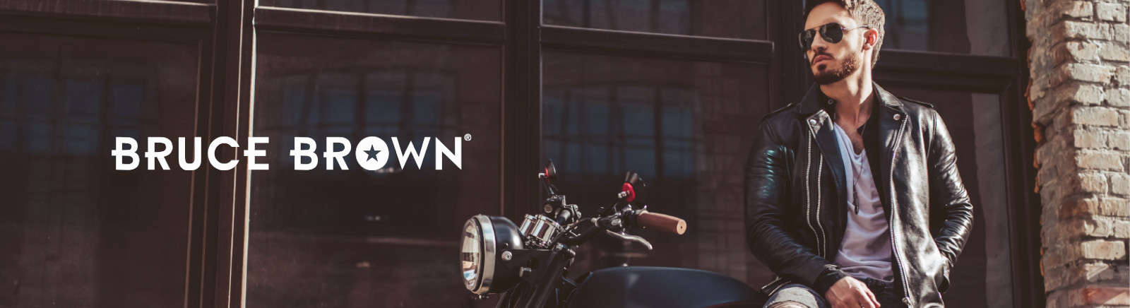 Bruce Brown Biker Boots für Herren im Online-Shop von GISY kaufen
