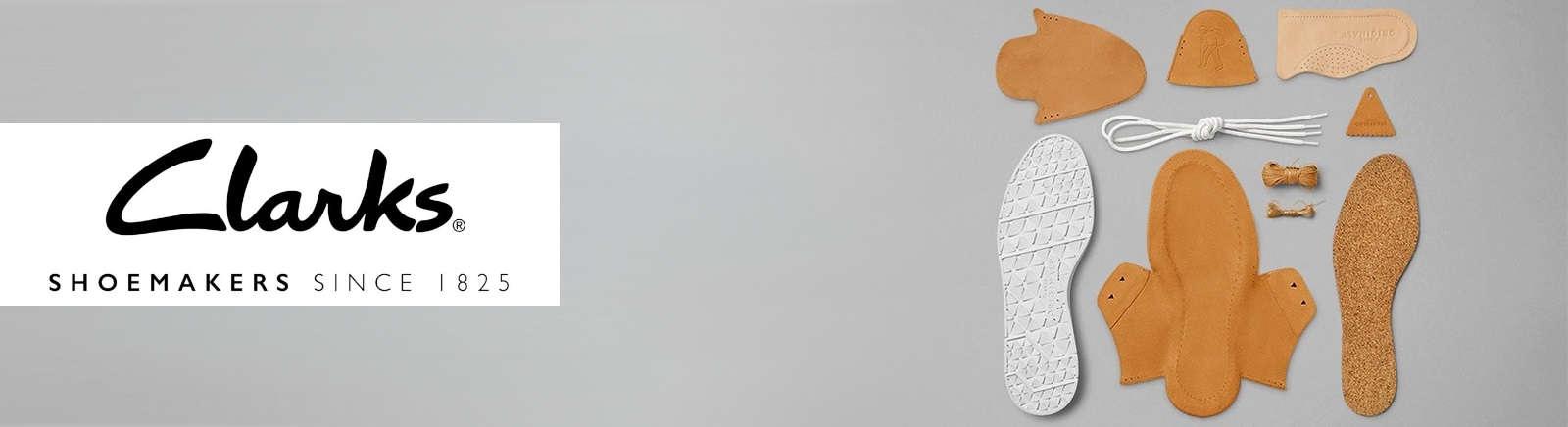 Clarks Zehentrenner/Dianetten für Damen im Online-Shop von GISY kaufen