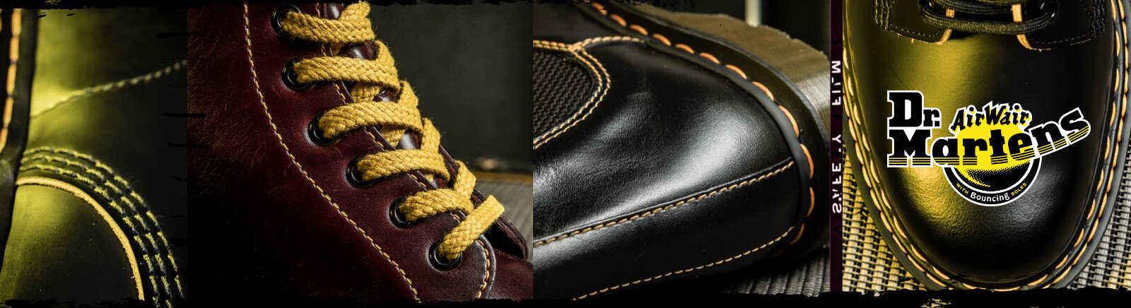 Dr. Martens Combat Boots für Damen im Online-Shop von GISY kaufen