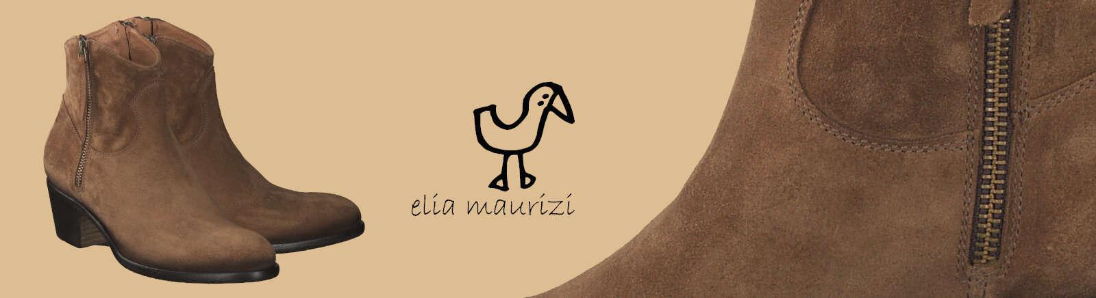 Elia Maurizi Chelsea Boots für Damen im Online-Shop von GISY kaufen