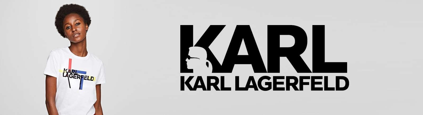 Karl Lagerfeld Biker Boots für Damen im Online-Shop von GISY kaufen