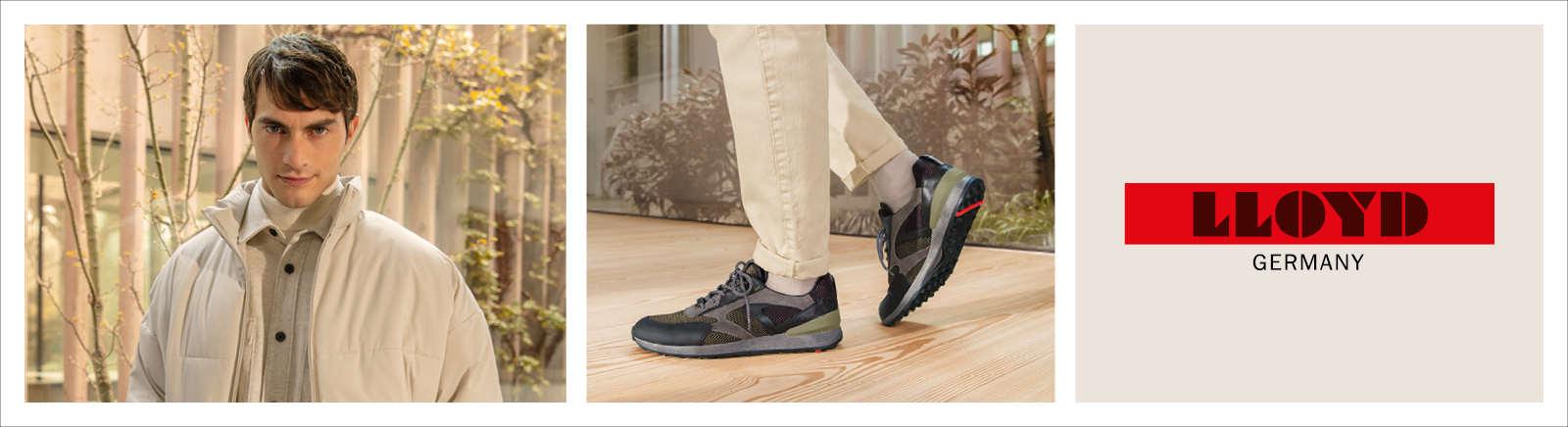 LLOYD Slipper für Herren im Online-Shop von GISY kaufen