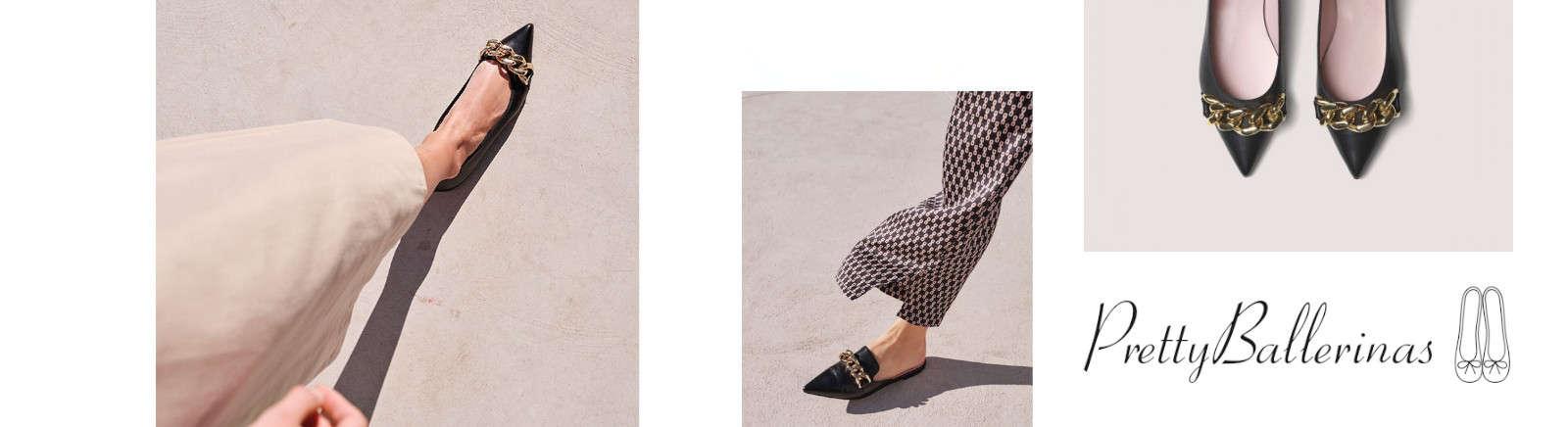 Pretty Ballerinas Slipper für Damen im Online-Shop von GISY kaufen