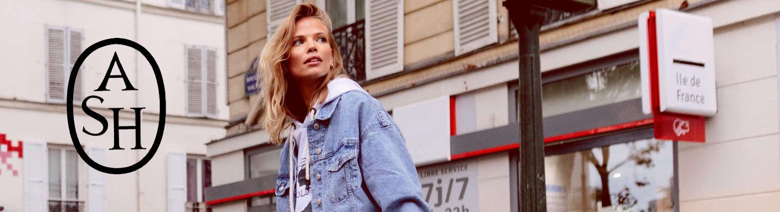 Juppen: ASH High-Top-Sneaker für Damen online shoppen
