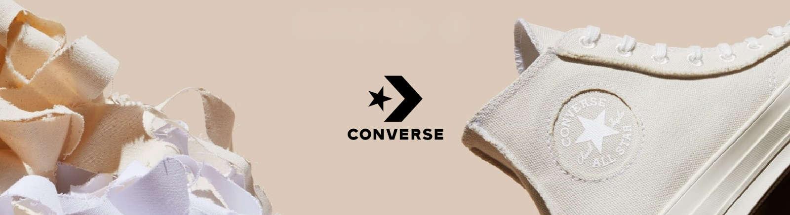 Converse Damenschuhe online entdecken im Juppen Schuhe Shop