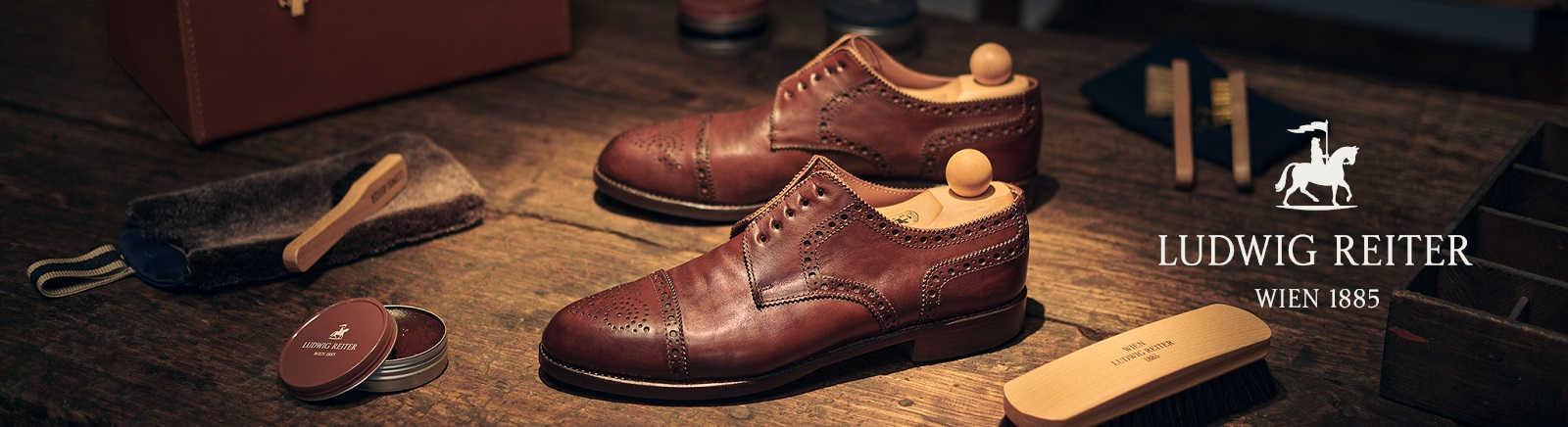 Ludwig Reiter Herrenschuhe online entdecken im Juppen Schuhe Shop
