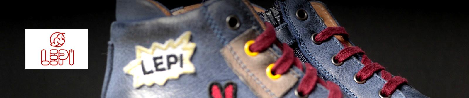 Lepi Markenschuhe online entdecken im Juppen Schuhe Shop