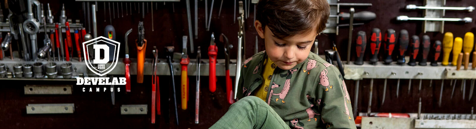 Develab Kinderschuhe online entdecken im Juppen Schuhe Shop
