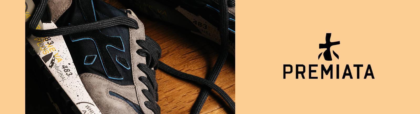Premiata Herrenschuhe online kaufen im Shop von Prange